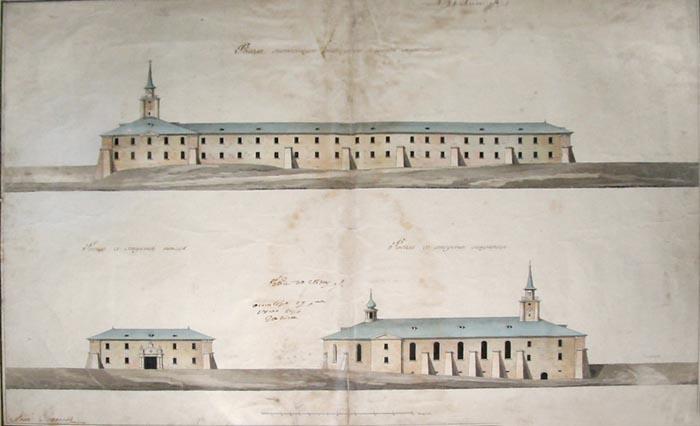Монастырь св. Харлампия