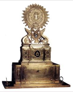 Ларец для грамот Императора Павла I